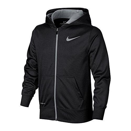 Boys 8-20 Nike KO Therma-FIT Full-Zip Hoodie (Nike Ko Full Zip Hoodie compare prices)