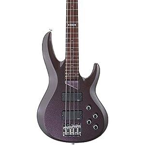ESP LTD B-104 Bass Guitar Midnight Purple