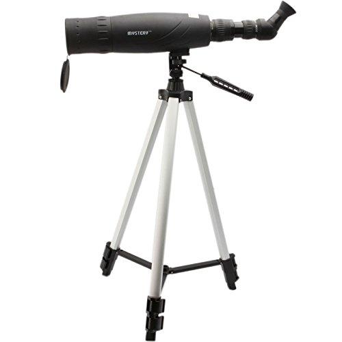Telescope - Professional 15-45X60 Mystery Landscape Lens Telescope Black
