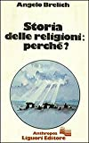 img - for Storia delle religioni, perche? (Anthropos ; 2) (Italian Edition) book / textbook / text book