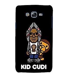 EPICCASE kid cudi Mobile Back Case Cover For Samsung Galaxy J5 (Designer Case)