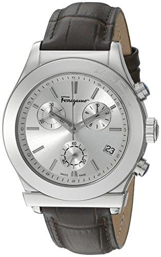 Salvatore-Ferragamo-Mens-FF3820015-Ferragamo-1898-Analog-Display-Quartz-Brown-Watch