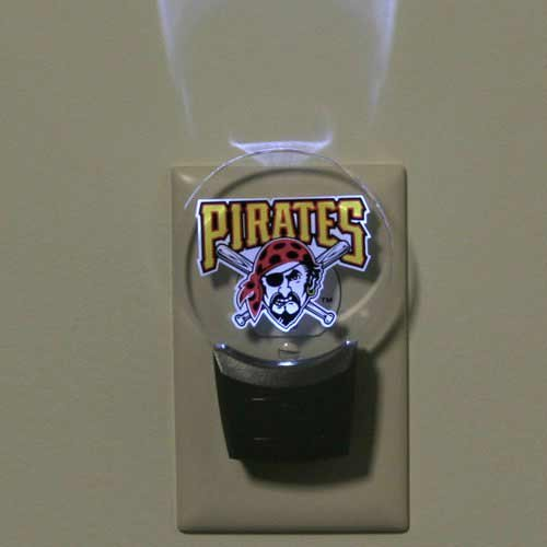 MLB Pittsburgh Pirates LED Nightlight