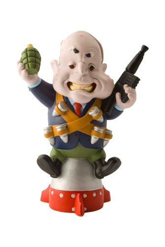 John K. Limited Edition 8.5 Inch Political Toy John McCain