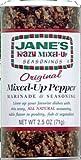Jane's Original Krazy Mixed-Up Pepper - 2.5 oz. - Pack of 3