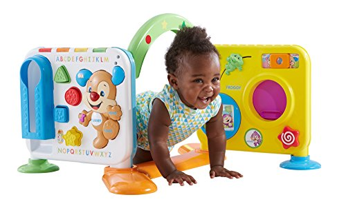 2016 Hot Toy List: Rated Kid-Tested and Parent-Approved (Parents Magazine / Amazon) Fisher-Price Laugh & Learn Crawl-Around Learning Center