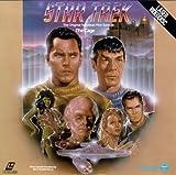 Star-Trek-The-Cage-LASERDISC-NOT-A-DVD!!!-Full-Screen-Format-Format-Laserdisc