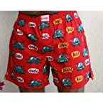 Chumbak Kamasutra Car Boxer Shorts-Medium