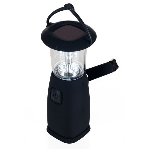 Whetstone Solar and Dynamo No Batteries Camping Lantern     Whetstone