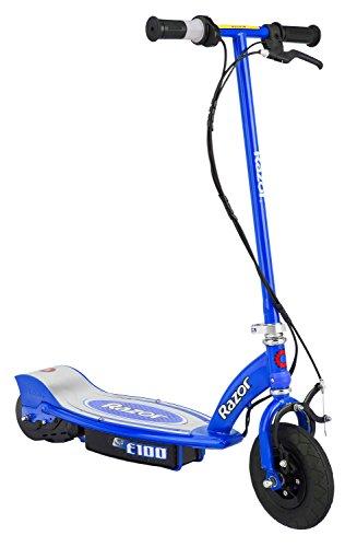 Razor E100 Electric Scooter (Blue)