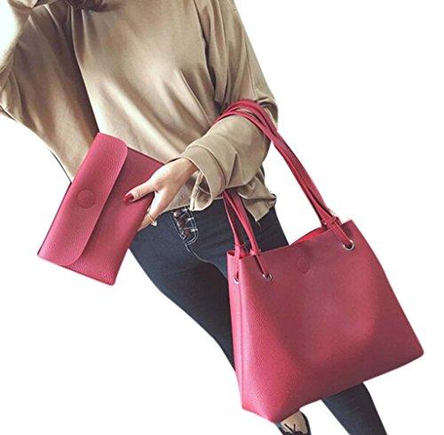 tongshi-moda-mujer-cuero-litchi-stria-bolso-solo-bolso-de-hombro-bolso-de-embrague-rojo