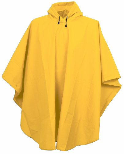Charles River Apparel Men's Cyclone Eva Poncho, Yellow, One Size
