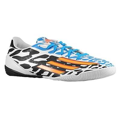 Amazon.com: Adidas F10 IN-Messi World Cup (CWHITE/SOGOLD/CBLACK) (8