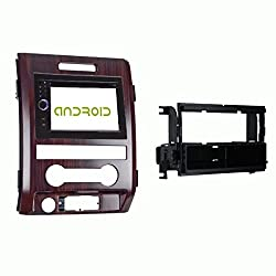 See FORD F-150 2011-2012 ANDROID K-SERIES GPS NAVIGATION WITH COCOBOLO DASH KIT Details
