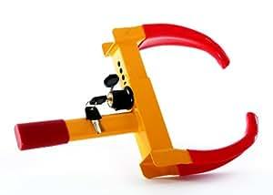 ProSource Heavy Duty Anti-Theft Tire Wheel Clamp Lock