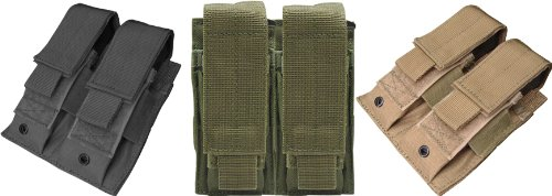 Learn More About Condor MA23 Double Pistol Mag Pouch
