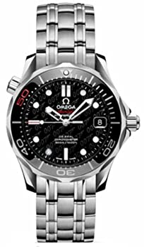 Omega Seamaster 007 James Bond 50th Anniversary Limited Edtion Midsize Watch 212.30.36.20.51.001 by Omega