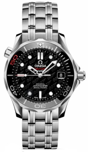 Omega Seamaster 007 James Bond 50Th Anniversary Limited Edtion Midsize Watch 212.30.36.20.51.001