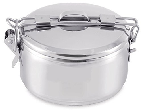 Comfort Loft Bento Camping Stowaway Pot, 1.1 L (Stainless Steel Pot Hiking compare prices)
