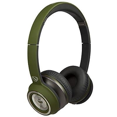 Monster MH NTU ON N-OR WW NTune On-Ear Headphones, Neon Orange