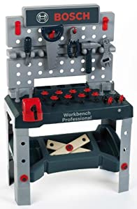 bosch toy professional line workbench toys. Black Bedroom Furniture Sets. Home Design Ideas