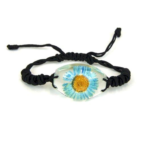 REALBUG Blue Daisy Bracelet - 1