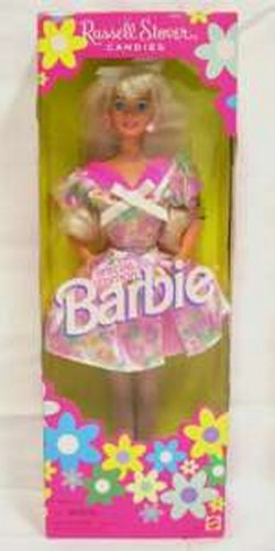 1996 Barbie Russell Stover Candies Special Edition