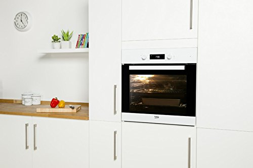 Beko EcoSmart Single Oven - Integrated - BIF22300W - White