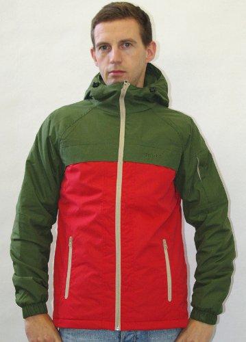 Mazine DEEP SPLITTER Men Winter Jacket, woody red, S