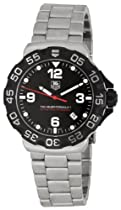 Hot Sale TAG Heuer Men's WAH1110.BA0858 Formula 1 Black Dial Watch