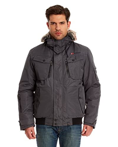 Geographical Norway Giacca Clovis [Grigio Scuro]