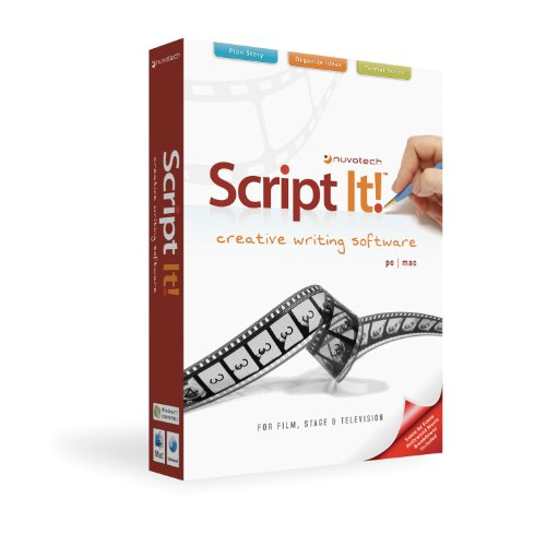 Script It! (Mac Writing Software compare prices)