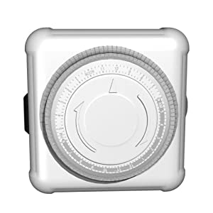 woods outdoor timer 50012 manual