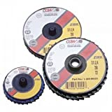 CGW Abrasives Flap Discs, Mini, Zirconia, Quick Change, Type R 2