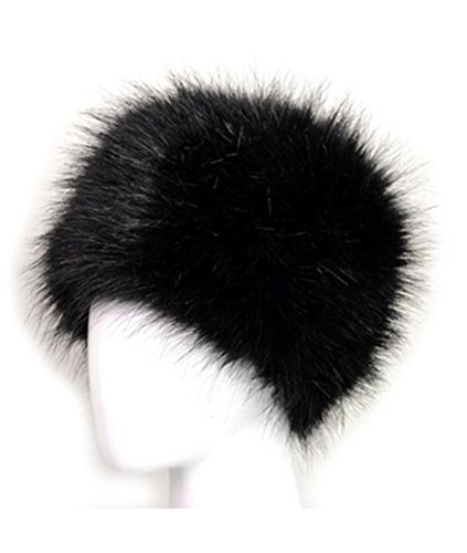 Women/ladies Winter Hat Faux Fur Cossak Russian Style Hat