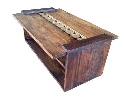 Tf 0775 bighorn root coffee table groovystuff com - Buy Low Price Bighorn Root Coffee Table Natural 18 H X