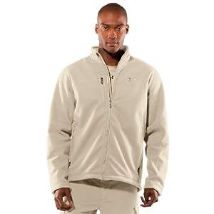 Under Armour Men's Tactical Windproof Fleece Jacket Extra Extra Large Desert Sand