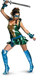 Disguise Sassy Deluxe Leonardo Multi from Disguise Costumes