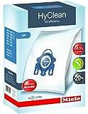 4 Original Staubsaugerbeutel Miele GN HyClean 3D für Miele S 8340 EcoLine Premium-Edition von Staubbeutel-Profi®