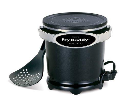 Presto Fry Daddy 4-Cup Electric Deep Fryer