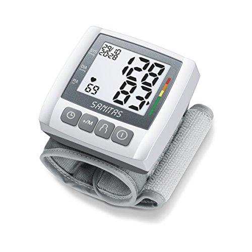 Sanitas SBC 21 - Handgelenk-Blutdruckmessgerät, grau thumbnail
