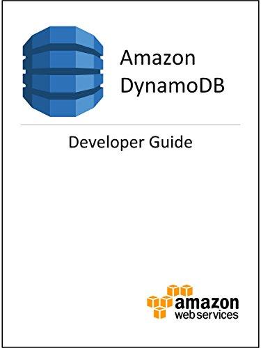 Amazon DynamoDB Developer Guide (Amazon Database compare prices)
