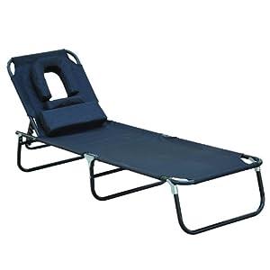 chaise longue de jardin pliante. Black Bedroom Furniture Sets. Home Design Ideas