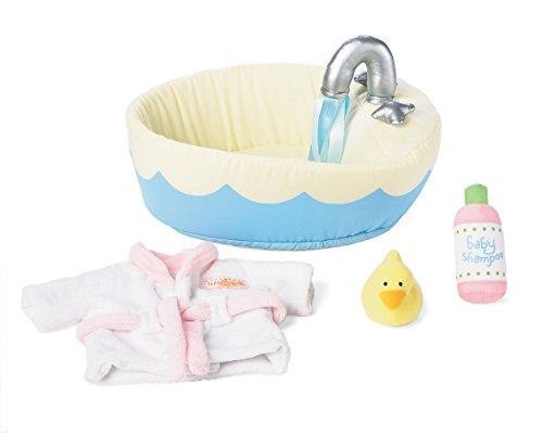 Baby Stella Soft Bath Playset