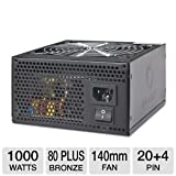 Coolmax 1000W 80Plus Bronze Level ATX Power Supply ZP-1000B