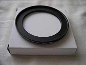 HeavyStar Dedicated Metal Stepup Ring 58mm-72mm
