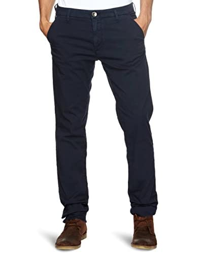 Gas Pantalone Noal F Cot [Blu Navy]