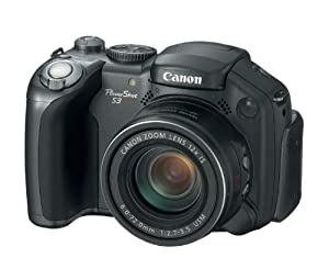 Canon PowerShot Pro Series S3 IS 6MP with 12x Image Stabilized Zoom