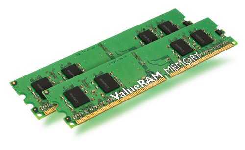 Kingston 4GB RAM Kit (2x2GB) DDR2 CL6