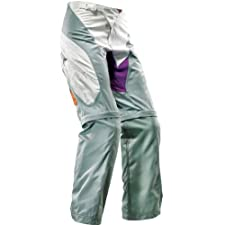 Thor Static Moto Pants Off Road Womens Lilac White Lillie Size 7/8